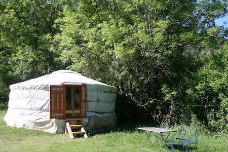 Yourte Mongole - Yurt