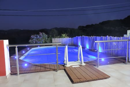 Detached Villa & Pool - Milatos - Vila