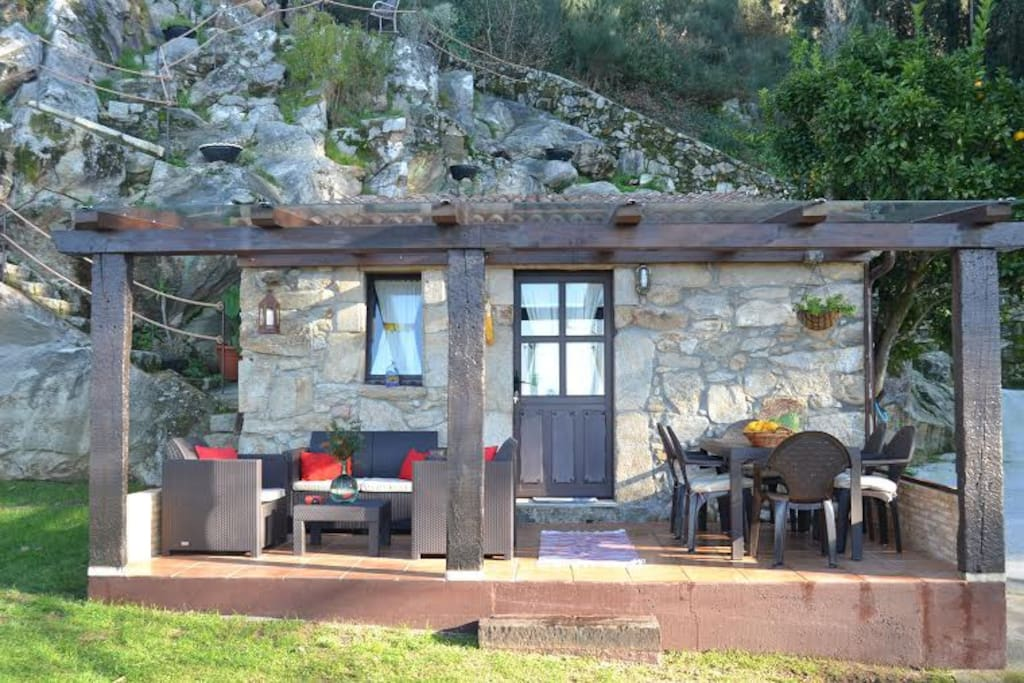 Rustic cottage with sea views casas de campo para alugar - Casas de campo en galicia ...