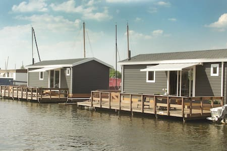 Holiday cottage with 2 bedrooms on 36m² in Breukelen