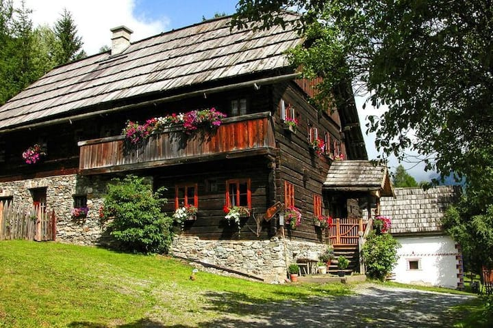 4 star holiday home in Weißpriach