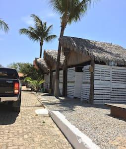 Confortáveis cabanas low cost perfe - 카우카이아(Caucaia)