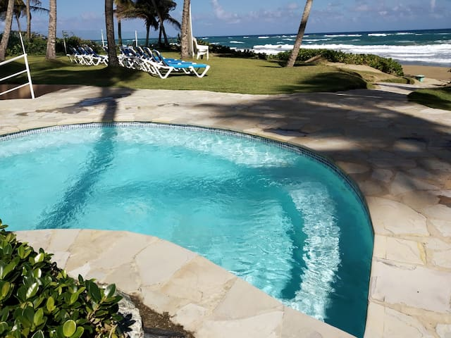 Charming 2BDR Ocean View Cabarete East