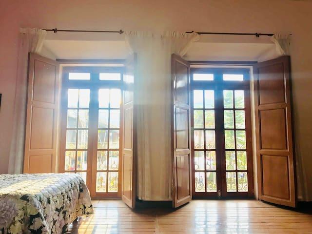 Private bedroom Zocalo Tlatlauquitepec 4 people
