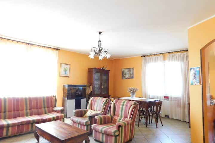Appealing Holiday Home in Sanremo with Garden