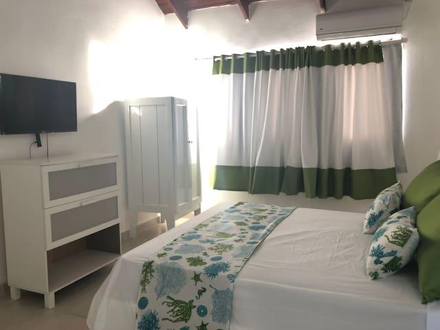 Green Room at Karimar Beach Residence