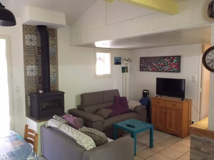 Maison de vacances, Lacanau Océan