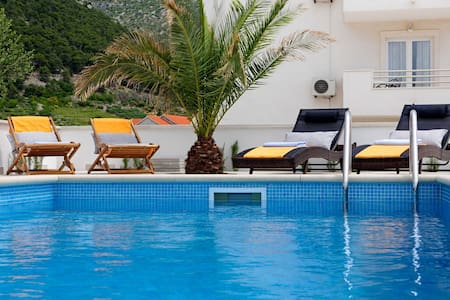 Shared pool-great view-simple furnishings - ANNA 3 - Appartamento