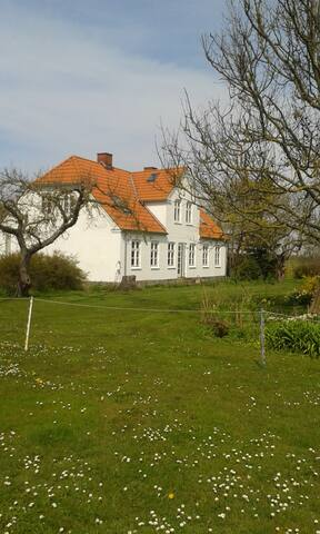 In the countryside - Præstø - House