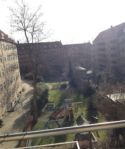 Appartment for 2 or 3 people! - Frederiksberg - Apartment