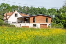 Beautiful villa in countryside 2H from Paris (12p)