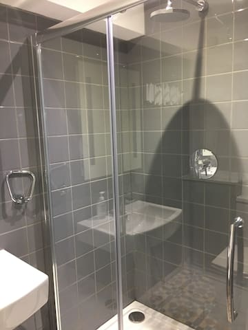 Ground Floor en suite shower