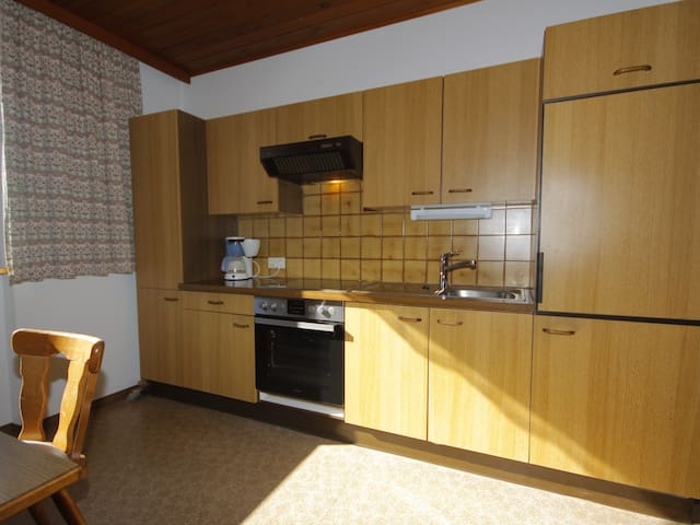 Ferienwohnung Lippenhof in Defereggental - Defereggental - Apartamento
