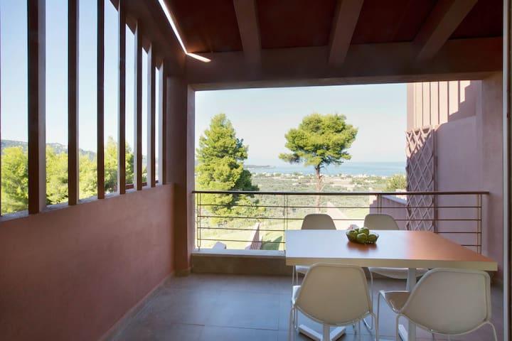 Luxury 3bedroom Villa - Agia Anna - Villa