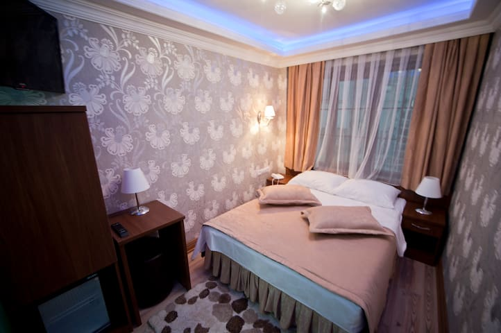 Economy Double Rooms in Sarajevo Hotel