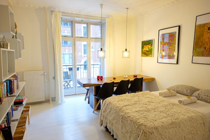 Nyhavn 3-bed apartment for families - Copenhagen - Apartment