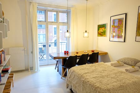 Nyhavn 3-bed apartment for families - Kopenhagen - Appartement