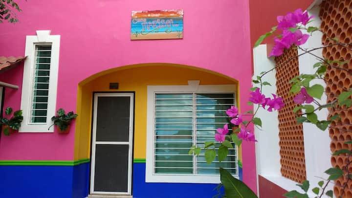 Casa Marisol Corales Apt. 2 - Cozumel Cool Hosting