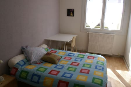chambre n°2 dans maison - Tarbes