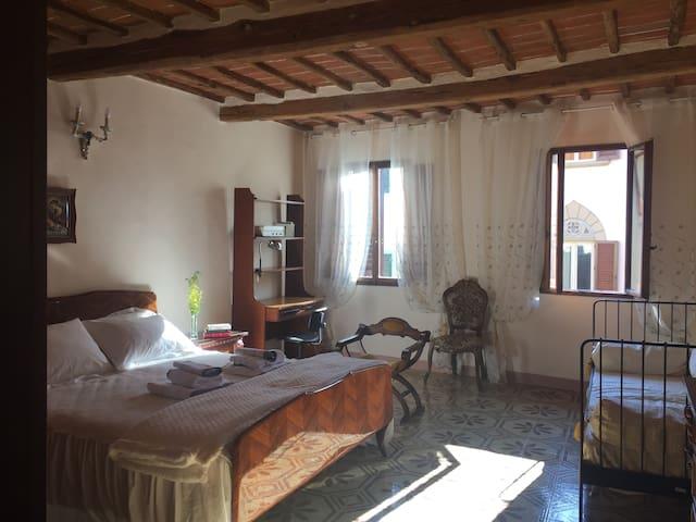 Stupendo appartamento nel centro storico di Montevarchi