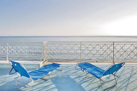 Holiday apartment with 2 bedrooms on 80m² in Diamante CS