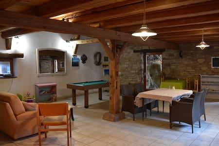 Chambres d'hôtes à la ferme - Marmoutier