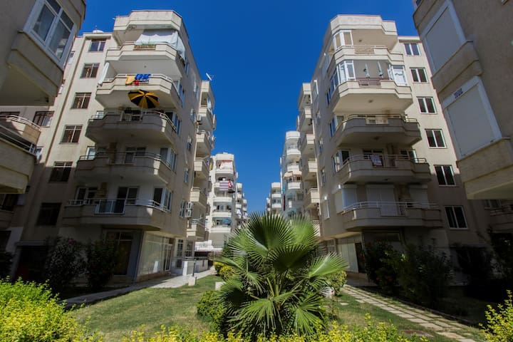 Yazgulu Seafront Apartment Complex - Alanya - Appartement