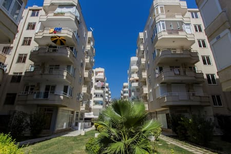 Yazgulu Seafront Apartment Complex - Alanya - Wohnung