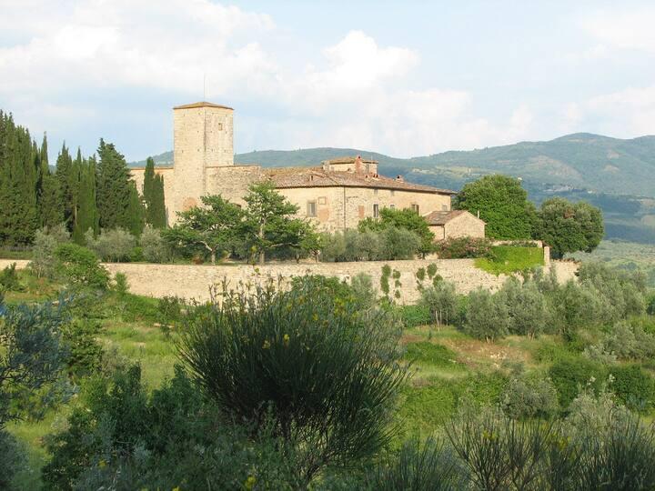 CASTELLO DI COLOGNOLE - 12TH CENTURY CASTLE