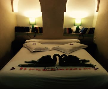 Chamber(Room) Green Continuation - Marrakesh - Bed & Breakfast