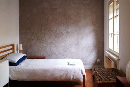 Room 2/2 for backpacker, in the Krutenau