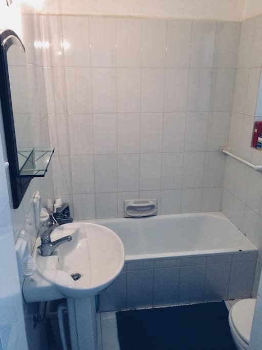 Guests Private Bathroom