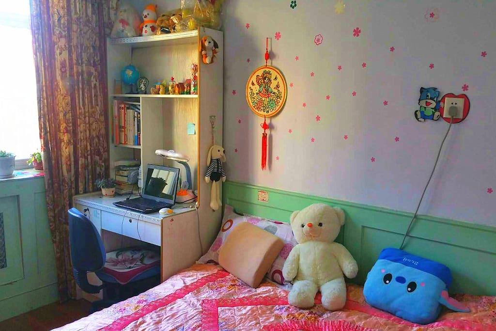 童趣十足的儿童卧室