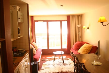 Duplex salon 3 chambres Isola 2000 - Isola