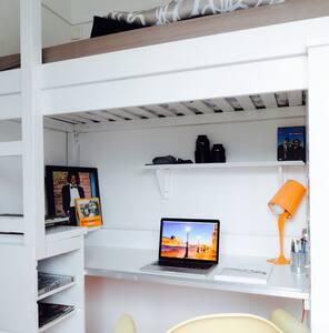 Un petit espace agréable et mignon - Paris - Apartment
