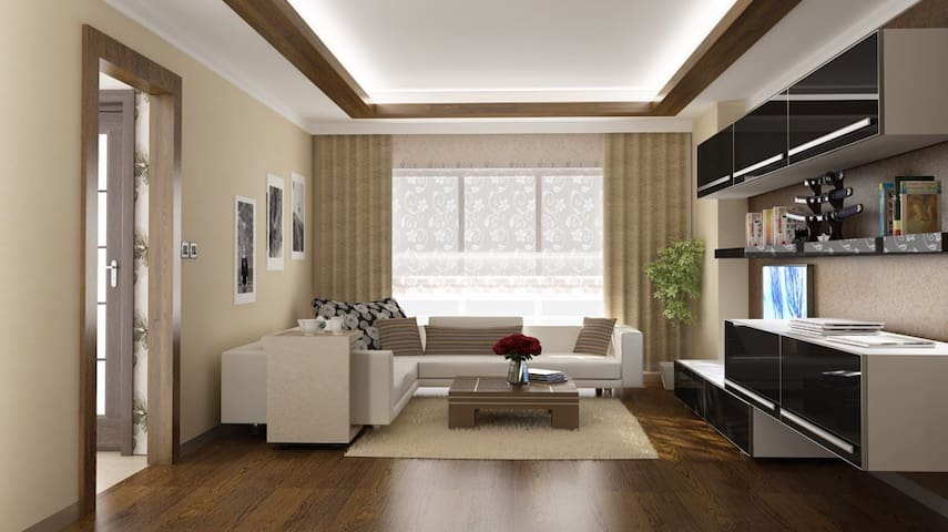 İzmir Bornova 1+1 Residence (Lüx) - İzmir - Apartamento