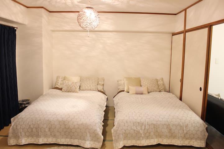 20-30%OFF★5 mins to Shin Osaka Sta.beautiful! - Yodogawa-ku, Ōsaka-shi - Apartment