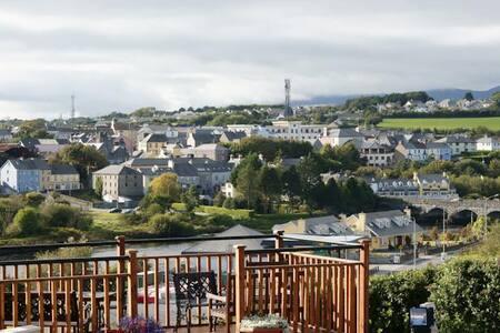 Orglan House, Killorglin, Co. Kerry. Ireland. - Killorglin - Ev