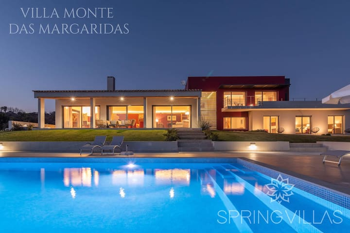 Villa Monte das Margaridas