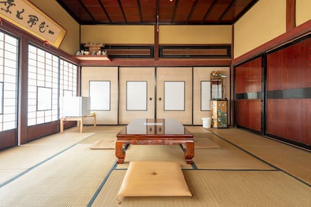 Spacious Tatami room for 5 | Breakfast included