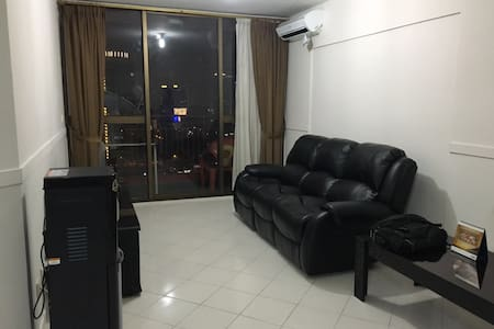 APARTMENT TAMAN RASUNA FOR RENT - Apartment
