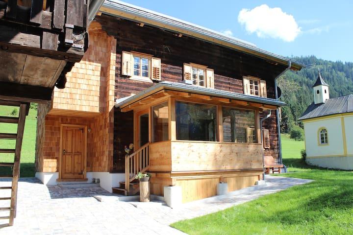 Ferienhaus Winter in Untertauern - Untertauern - Condo