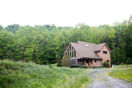 Willow Creek Farm - Jermyn - Hus