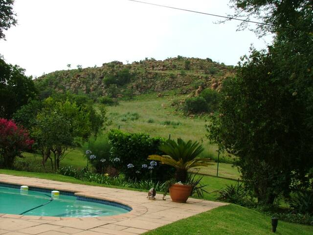 Berg View Villa Guest House