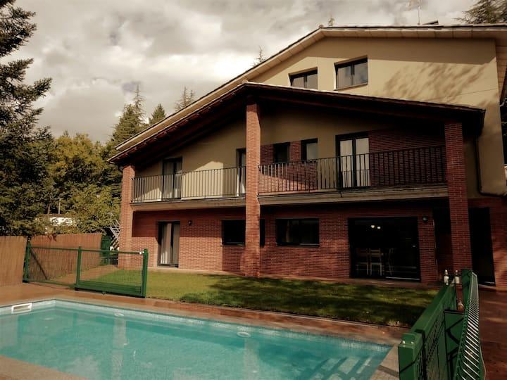El Balcó d'Espinelves: lloc de trobades i descans