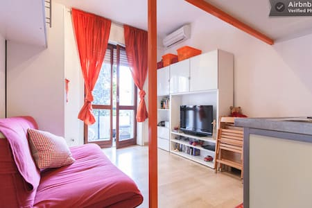 Cozy studio apartment close to the city center - Milà