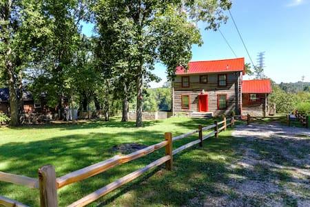 The Cedar House on the River