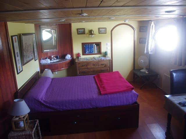 La Chambre du Capitaine