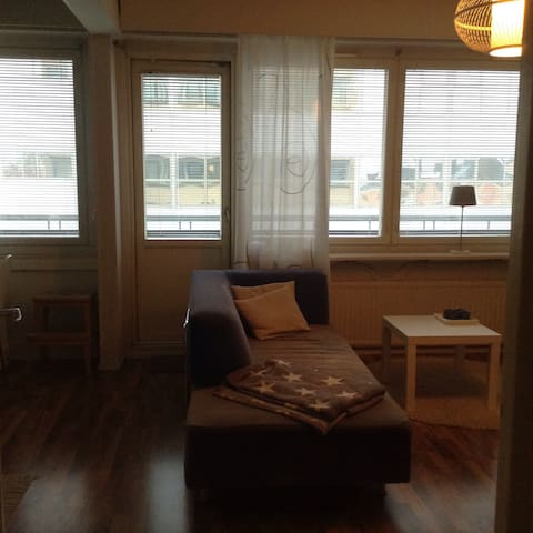 Cozy flat in the middle of Lahti - Lahti - Appartamento