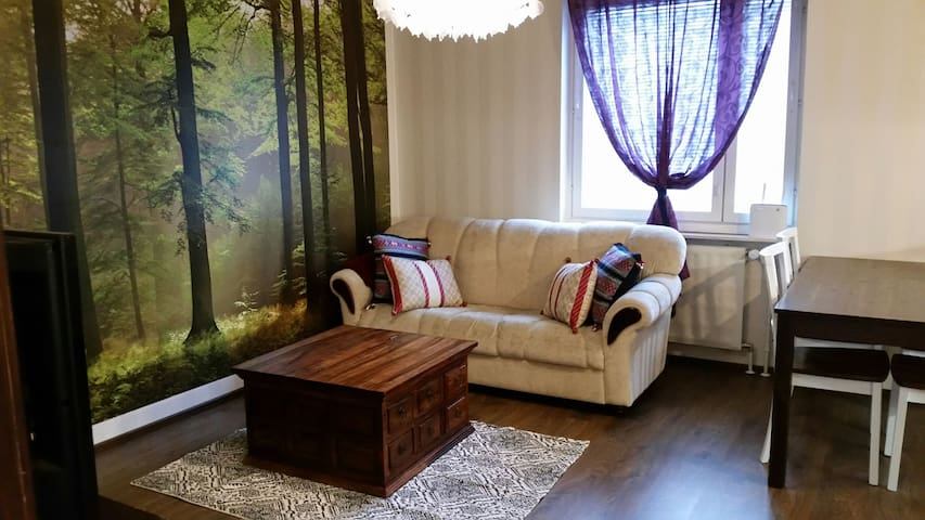 Tina's cozy 1 bedroom apartment - Pori - 公寓